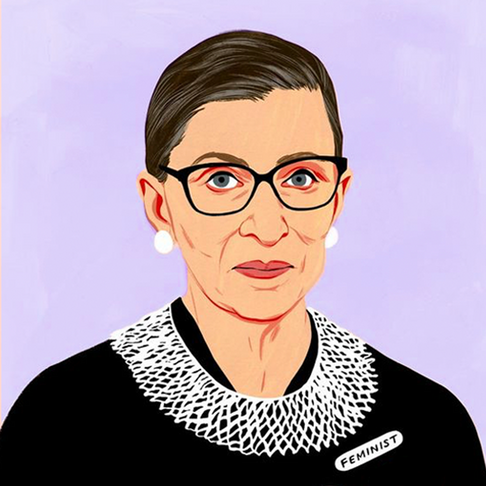 We Will Not Forget HER Words #RBG