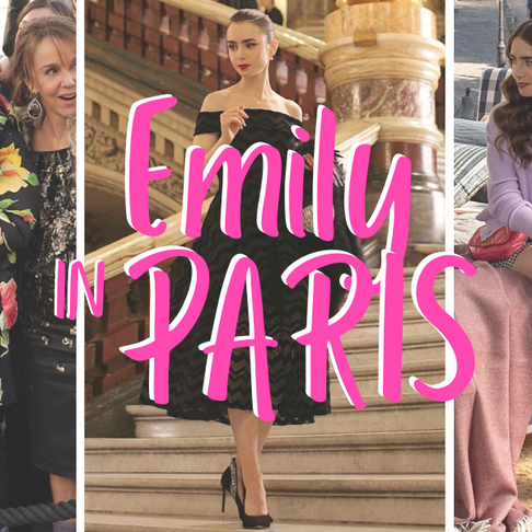 'Emily in Paris' Is the Escape We Need Right Now