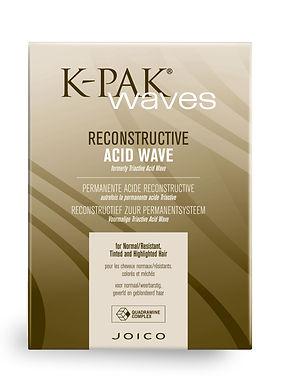 K-PAK Waves Reconstructive Acid Wave
