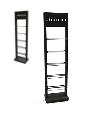JOICO - Black Floor Display Narrow