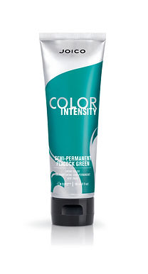 COLOR INTENSITY - PEACOCK GREEN