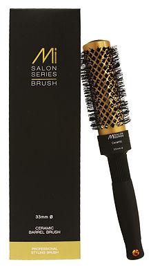 Mi Salon Series - Ceramic Barrel Brush - 33mm