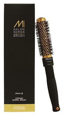 Mi Salon Series - Ceramic Barrel Brush - 25mm