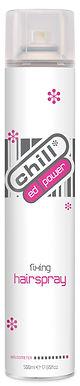 Ed POWER Fixing Hairspray - 500ml