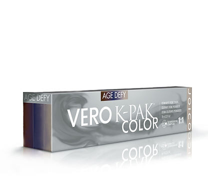VERO K-PAK COLOR AGE DEFY - CLEAR