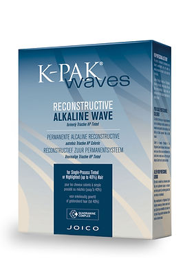 K-PAK Waves Alkaline Tinted/Highlighted