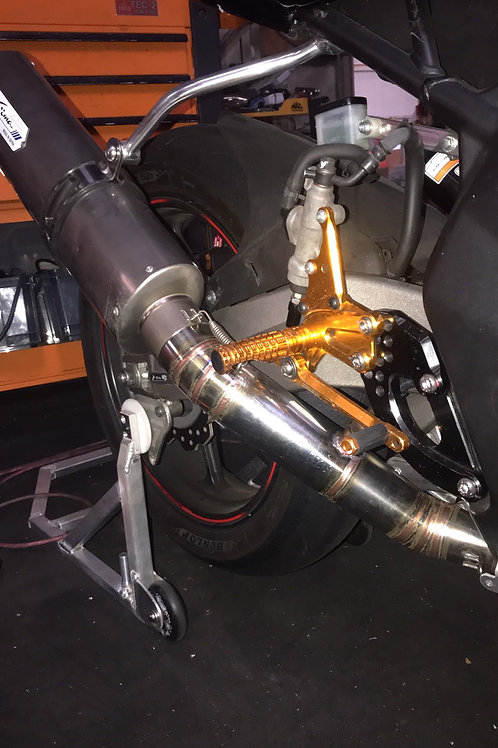 CBR250RR ドリームカップ用 '21モデル スリップオンマフラー※受注生産