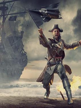 Kortfattat om pirater