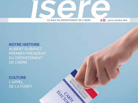 Isère MAG Juin / Juillet 2021