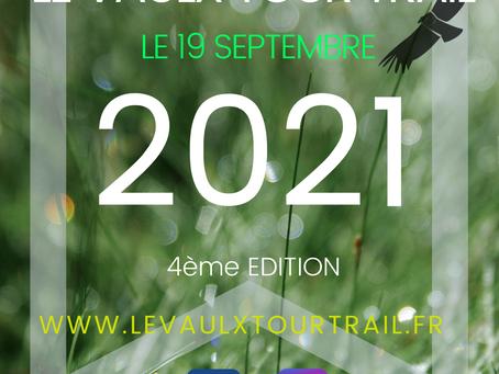 Bénévoles pour le VAULX TOUR TRAIL 2021