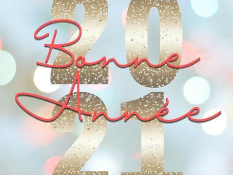Bonne année 2021 !!! :-)