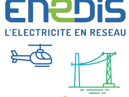 SURVOL HELICOPTERES DES LIGNES ELECTRIQUES