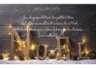 Foyer Pour Tous - La Motte d'Aveillans - Vacances de Noël