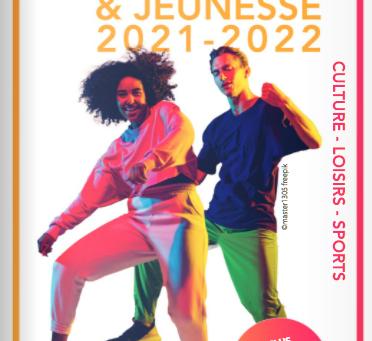 GUIDE DES ACTIVITES: PETITE ENFANCE & JEUNESSE 2021-2022
