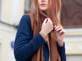 Рекламная съемка с Марией Татарской.