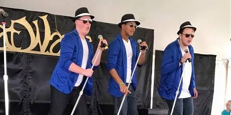 Performing at the Rock County Fair