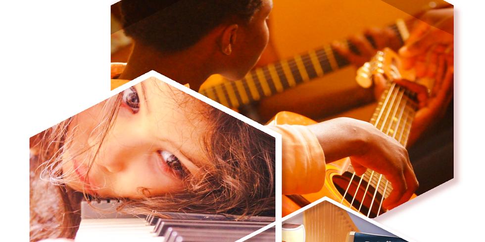 Musik bewegt dich! Samstag, 26.09. und Sonntag, 27.09.2020 Workshop für Kids ab 5 Jahren mit/ohne Migrationshintergrund
