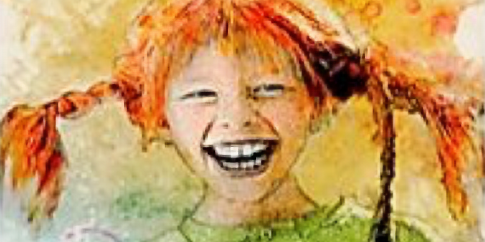 Sei frech und wild und einfach wunderbar! Töpfern mit Pippi für Kids