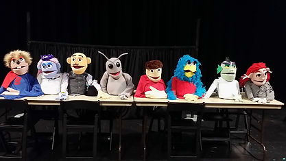 Muppet Style Puppet Making Workshops