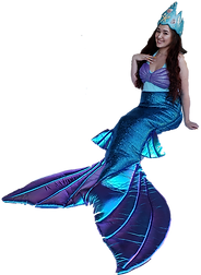 Dell'Rina Mermaid