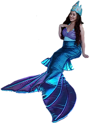 Dell'Rina Mermaid