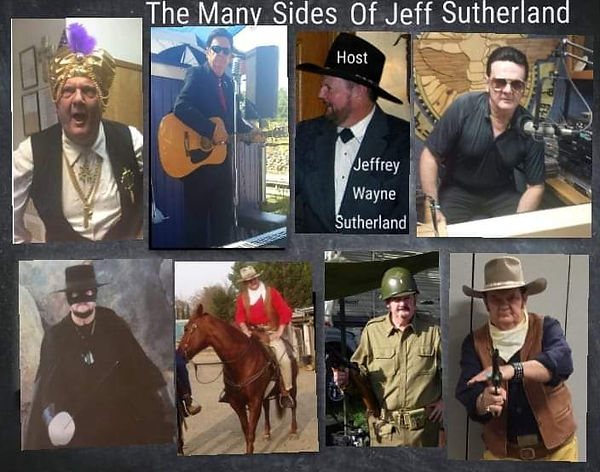John Wayne Impersonator | Jeffrey Wayne Sutherland