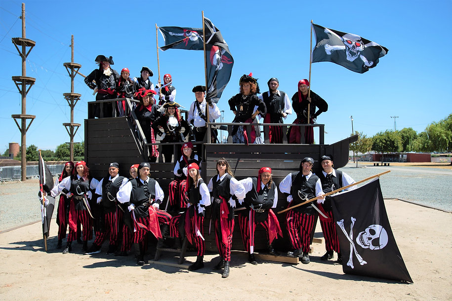 "PIrates At Dell""Osso  Family Farm 2019"