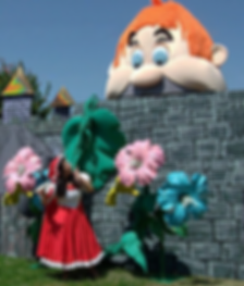 Fantasy Comes Alive Giant Testing