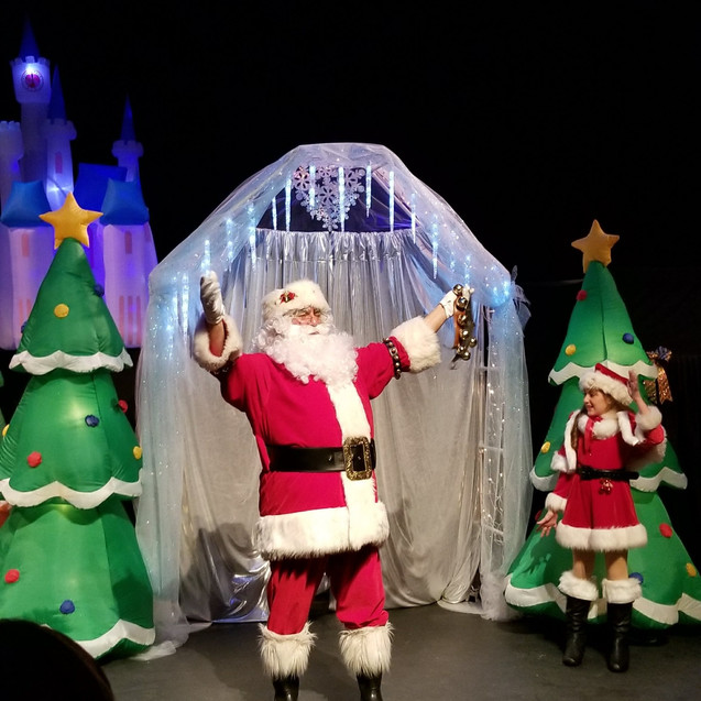 Santa Jingle Bells 2017