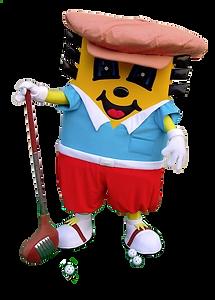 Fry's Electronics - Intermission Productions Mascots 209-814-1994