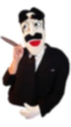 Groucho Marx Lifesize Puppet