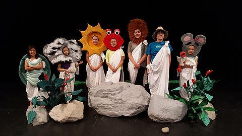 Aesop's Fables LIve show 2017