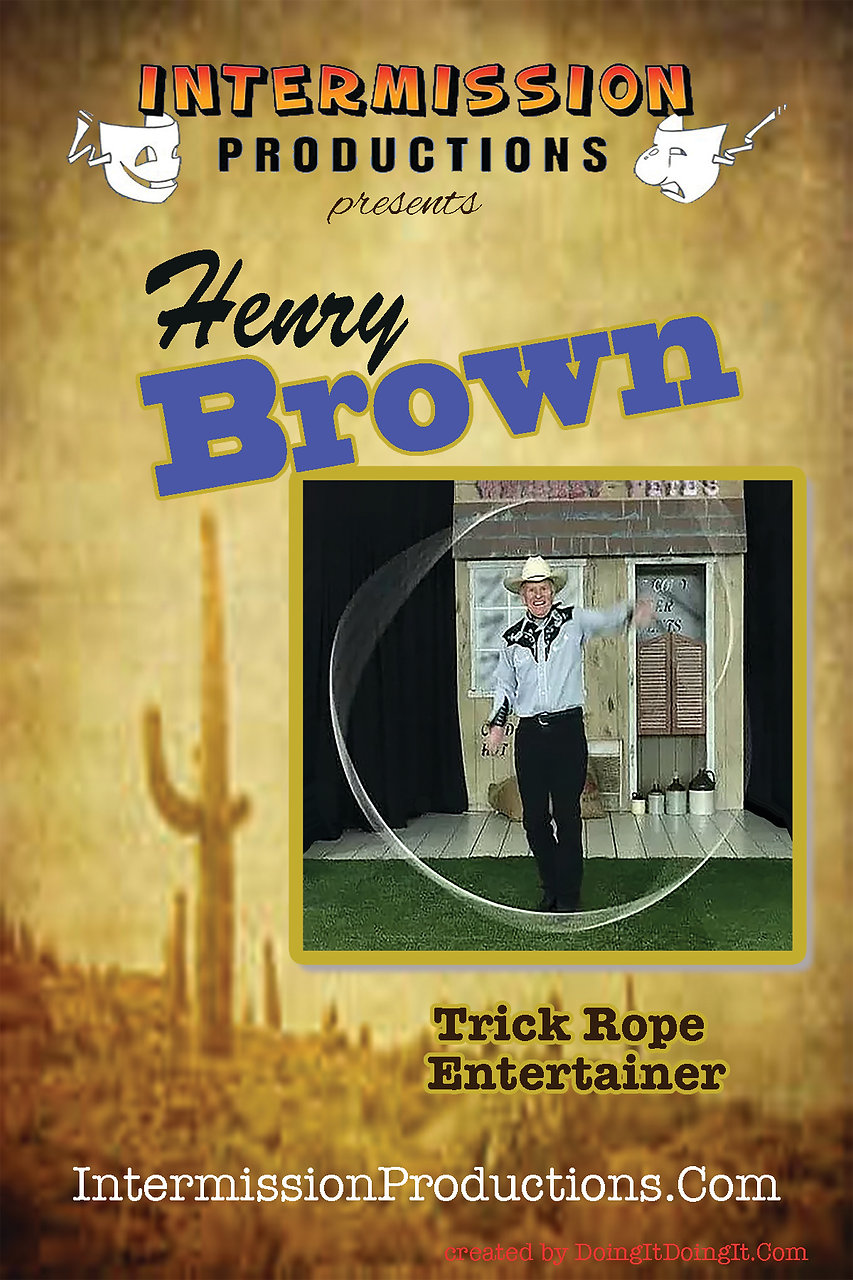 Henry Brown 2017  Easter Egg Hunt - Intermission Productions  209-814-1994
