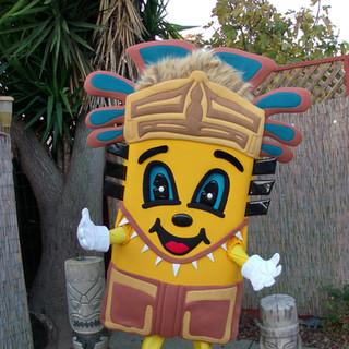 Aztec Charlie Chip