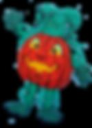 Dell'Osso Family Farm Pumpkin Man
