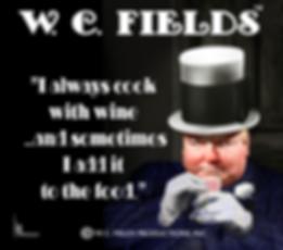 WC Fields Productions, Inc. Wine