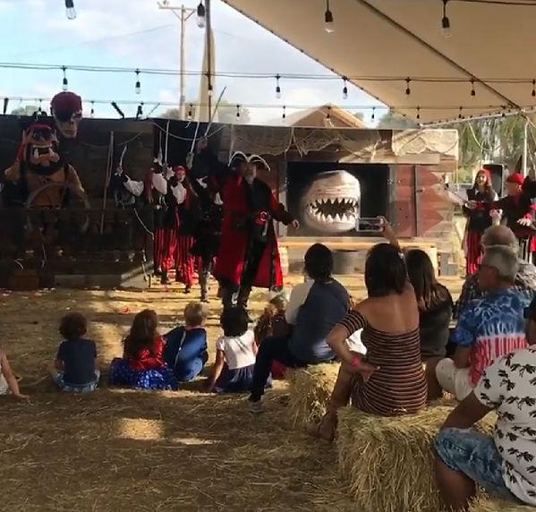 Delll'Osso Pirate  Show 2018
