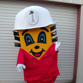 Construction Charlie Chip