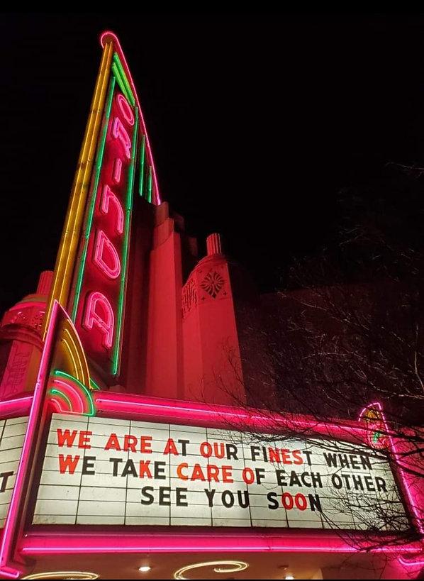 Orinda Theatre, Orinda, CA
