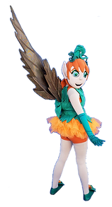 Dell'Osso Family Farm Pumpkin Fairy