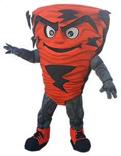 Tornado Mascot Orange High School
