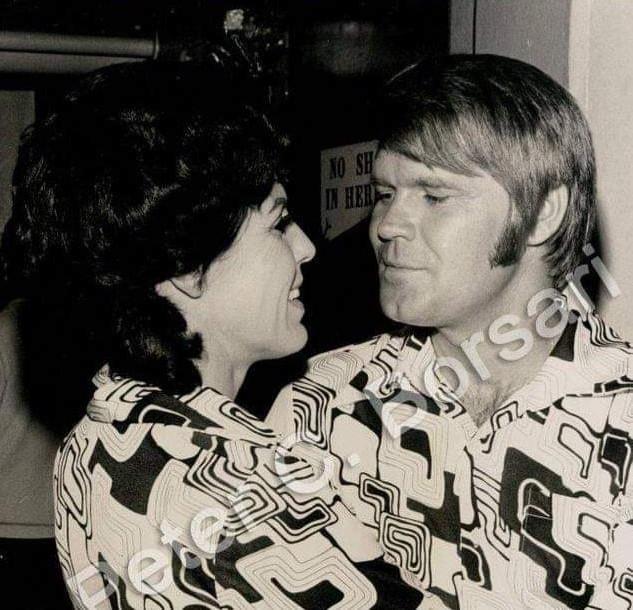 Billie Jean & Glen Cambell