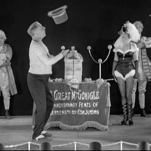 W.C. Fields Juggling
