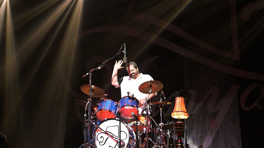 Travis Campbell on drums | Tanya Tucker