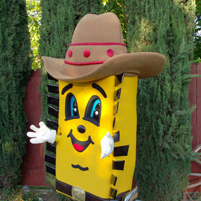 Cowboy Charlie Chip