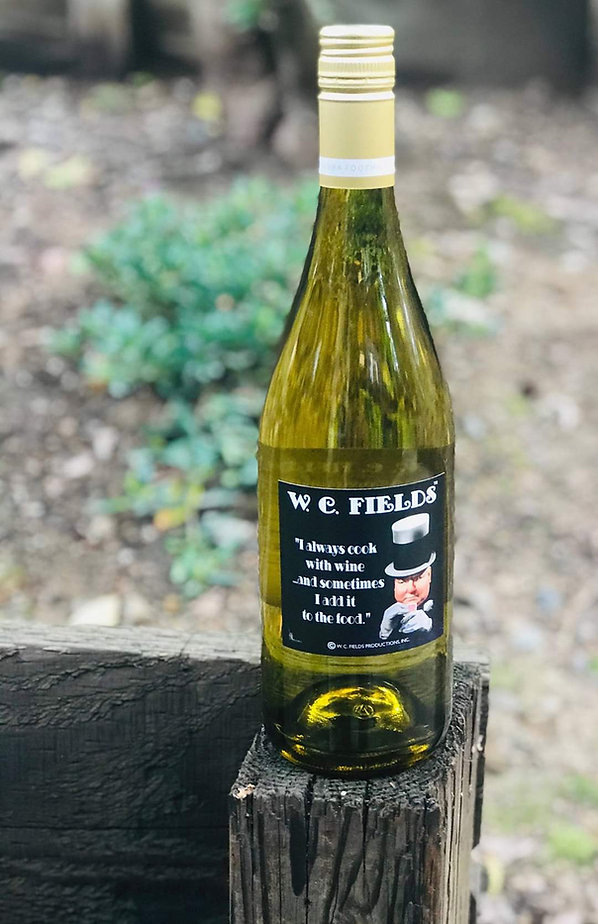 W.C. Fields Wine