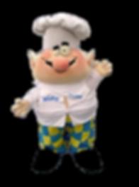 Custom Chef Mascot