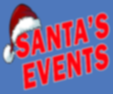 Santa's Events logo Intermission Productons, Inc.