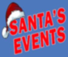 Santa's Events logo Intermission Productons, Inc.