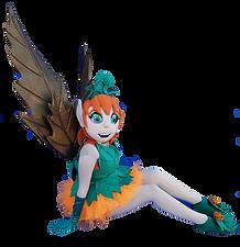 Dell'Osso Family Farm Pumpkin Fairy